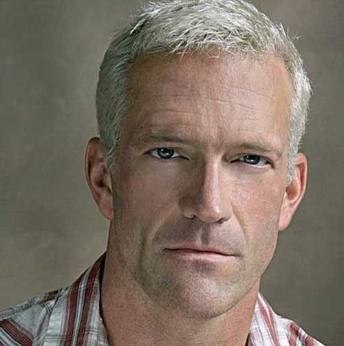 Older Men Haircuts: 35 Best Hairstyles for Men Over 50 Years ...