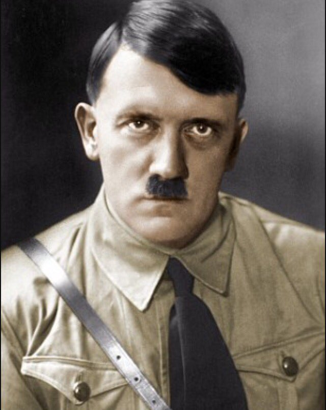 The Smart Hitler Hairstyle
