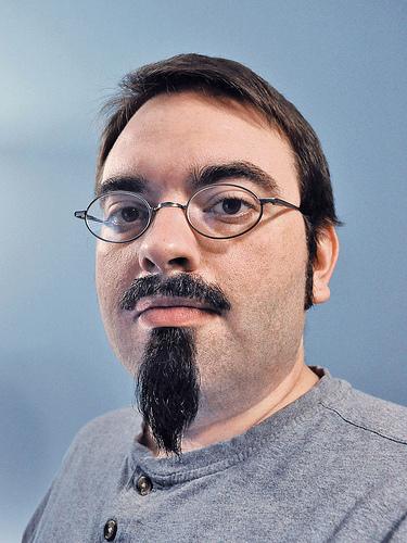 Van Dyke beard