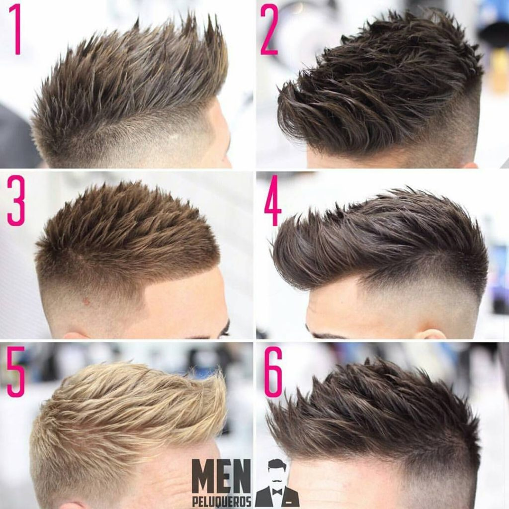 Blowout Hairstyles 40 Hot Blowout Haircut Styles For Men 2017