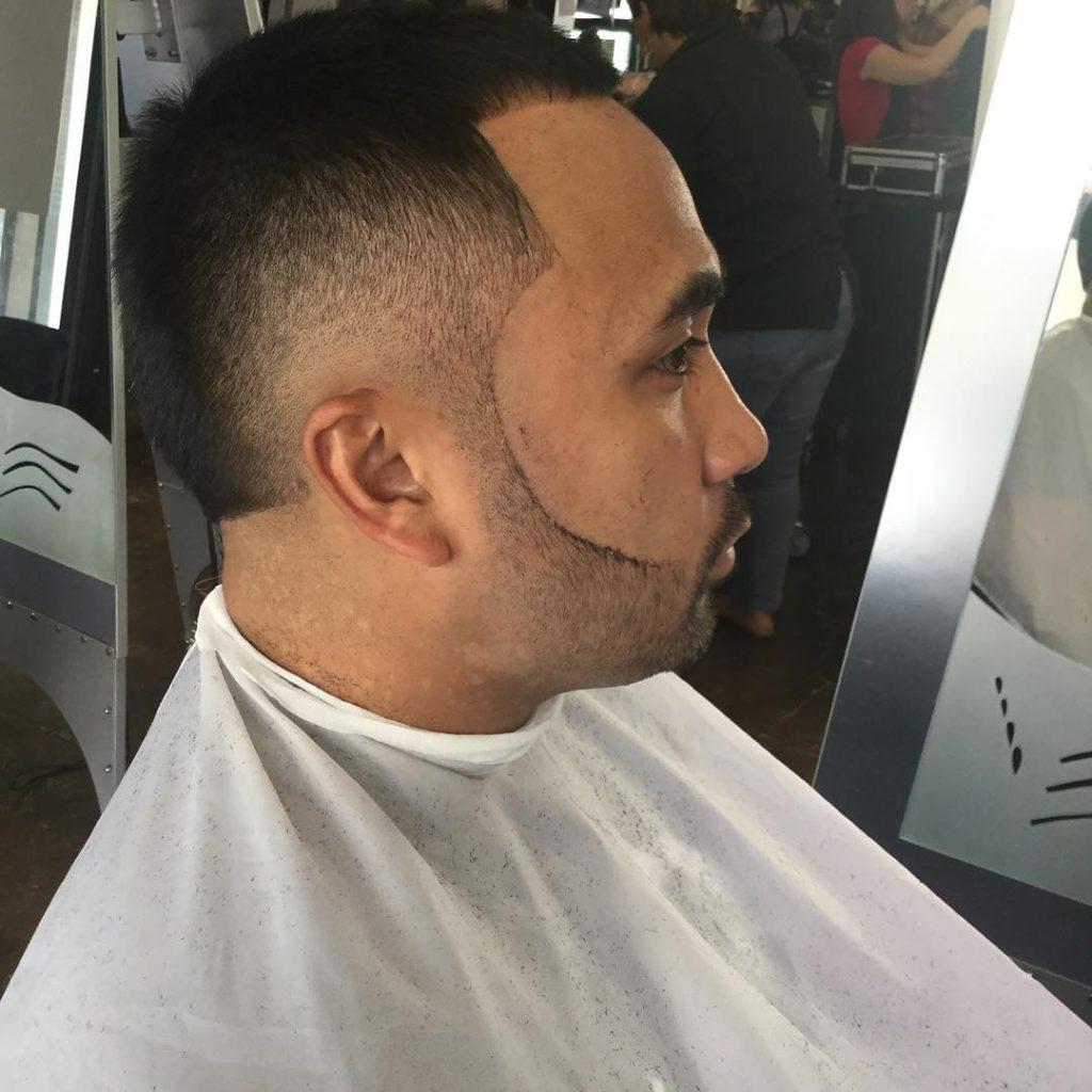 Cool ideas for cutting facial hair