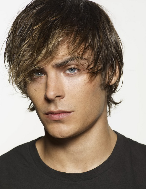 Best Men's Layered Hairstyles - Layer for Dark Hair