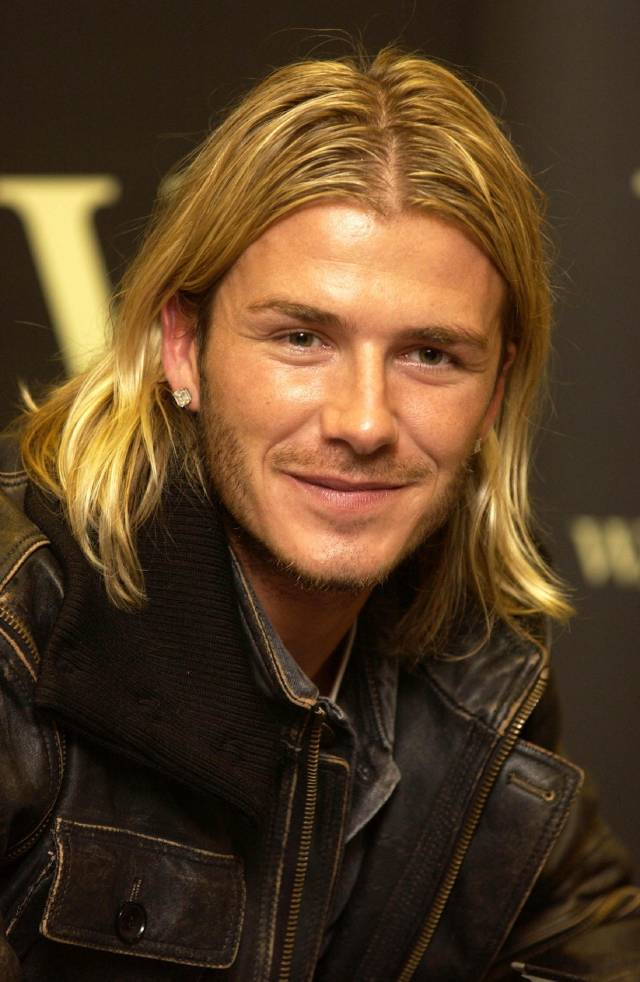 David Beckham Haircut 20 Best David Beckham Celebrity