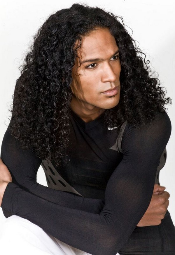 Amazing Idea of Black Hair Styling - Best Black Men Long Hairstyles