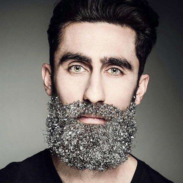 Glitter Beard