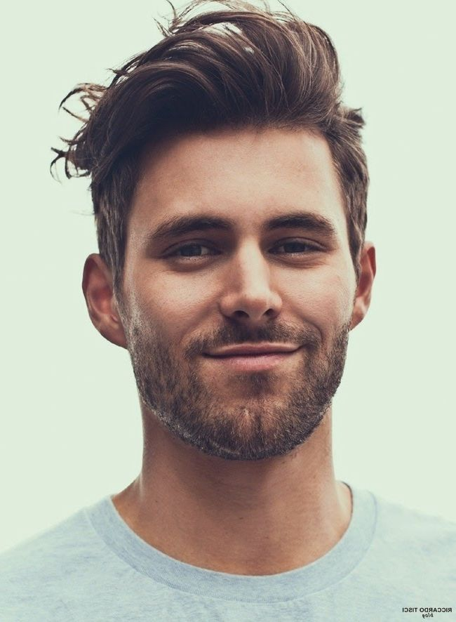 Mens Short Layered Hairstyles For Haircuts Men Haircut Styles