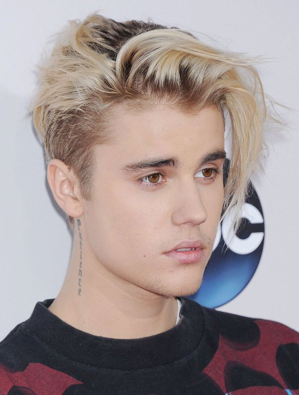 Justin Bieber Haircut 20 Justin Bieber Celebrity Hairstyles From