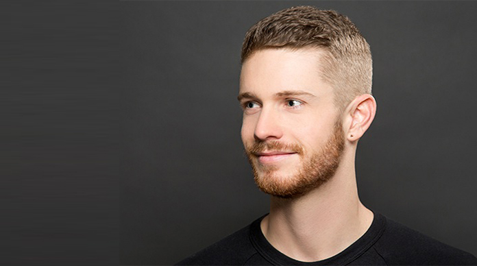 Basic Mens Hairstyles With Beard