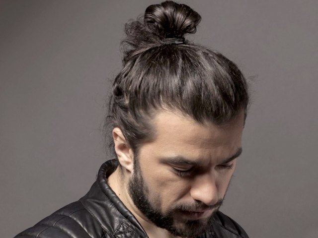Hipster Hair Styles: 70 Best Man Bun Hairstyle And Top Knot Cuts
