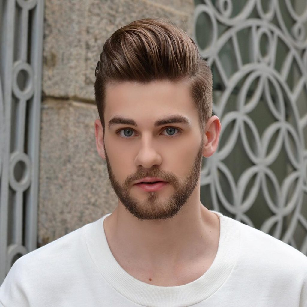 Quiff Hairstyles for Men - 40 Trendy Mens Modern Quiff Haircut to Try This Weekend - AtoZ Hairstyles