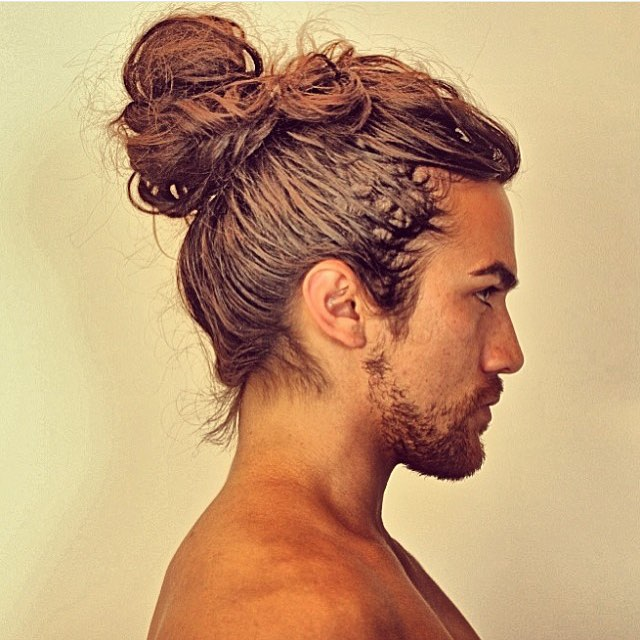70 Best Man Bun Hairstyle And Top Knot Cuts How To Grow