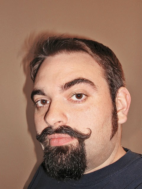 13 Van Dyke Beard
