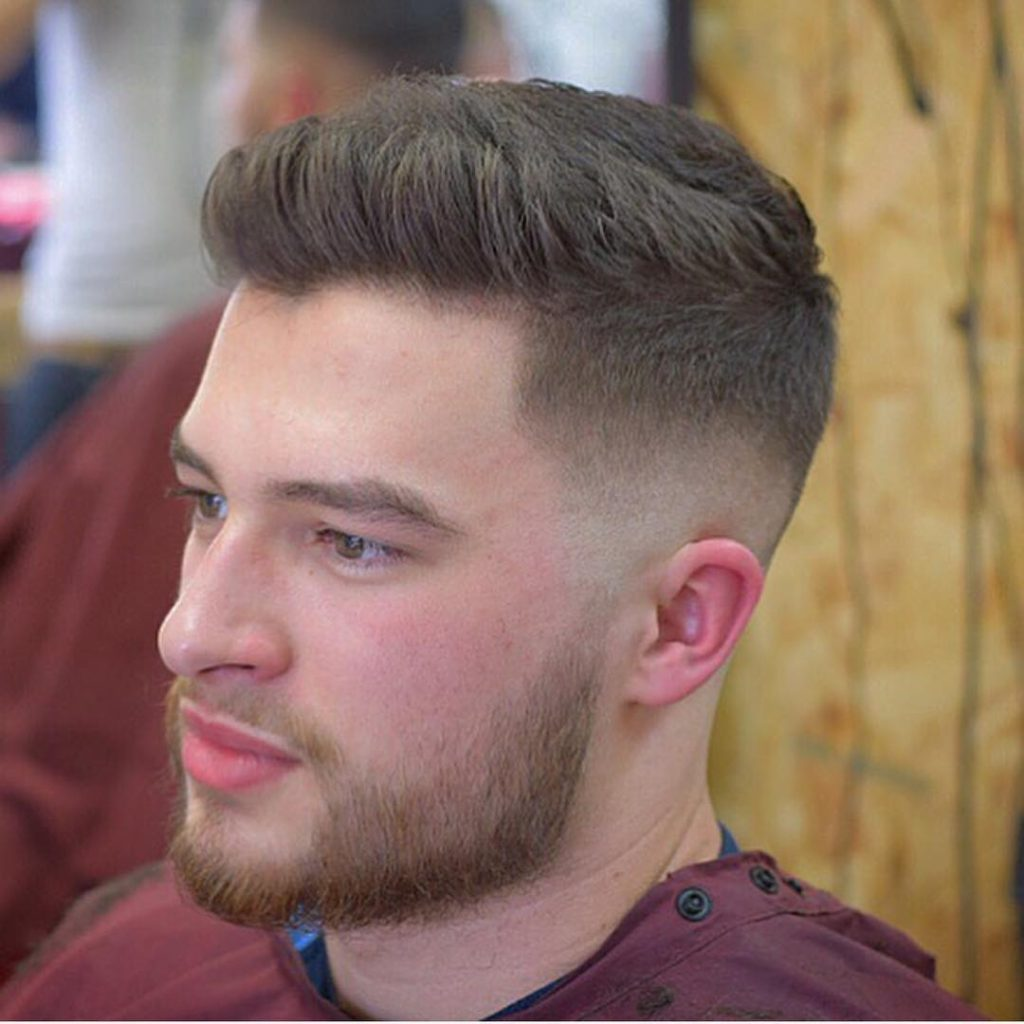 quiff hairstyles for men – 40 trendy mens modern quiff haircut to