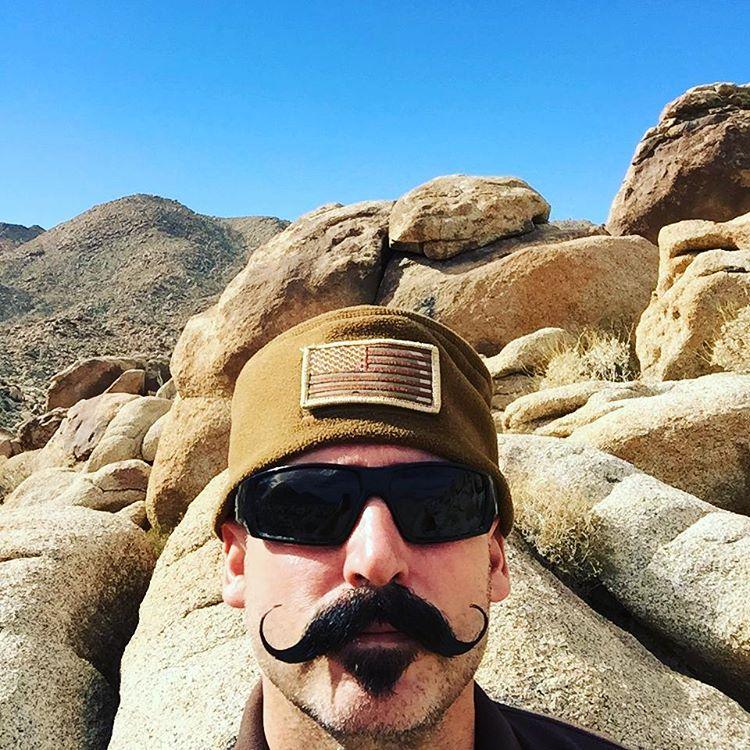 19 handlebar mustache