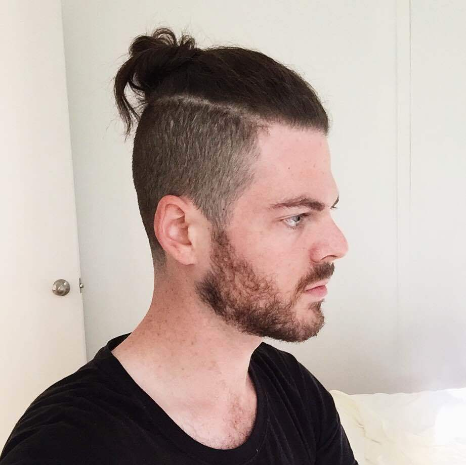 Brilliant Man Bun 70 Best Man Bun Hairstyle And Top Knot Cuts How To Hairstyles For Men Maxibearus