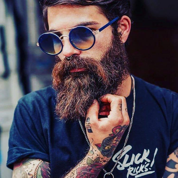23 handlebar mustache