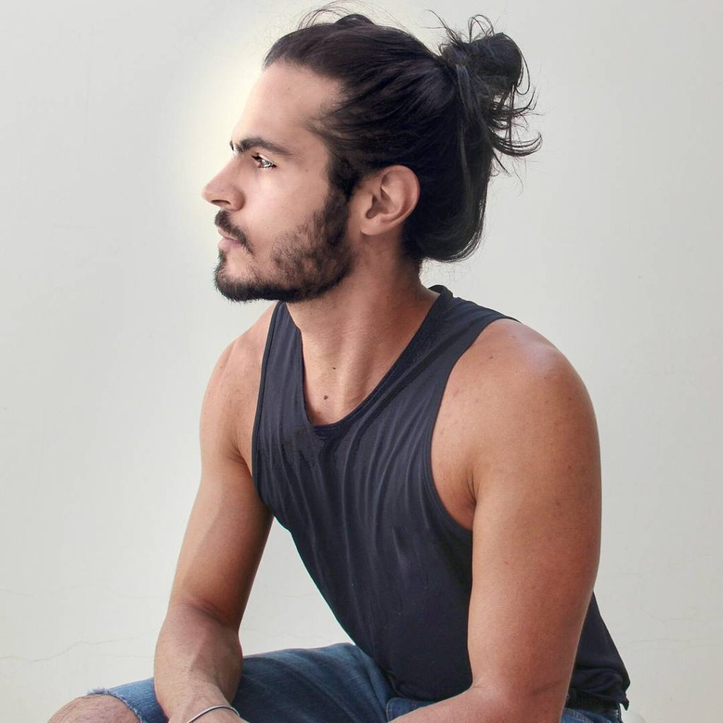 70 Best Man Bun Hairstyle and Top Knot Cuts - How to Grow ...