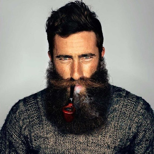 25 handlebar mustache