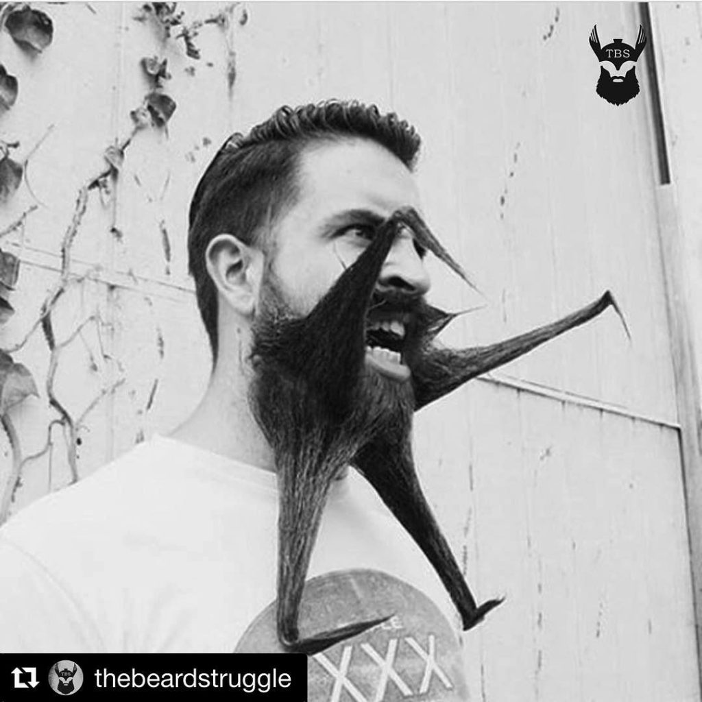 29 handlebar mustache