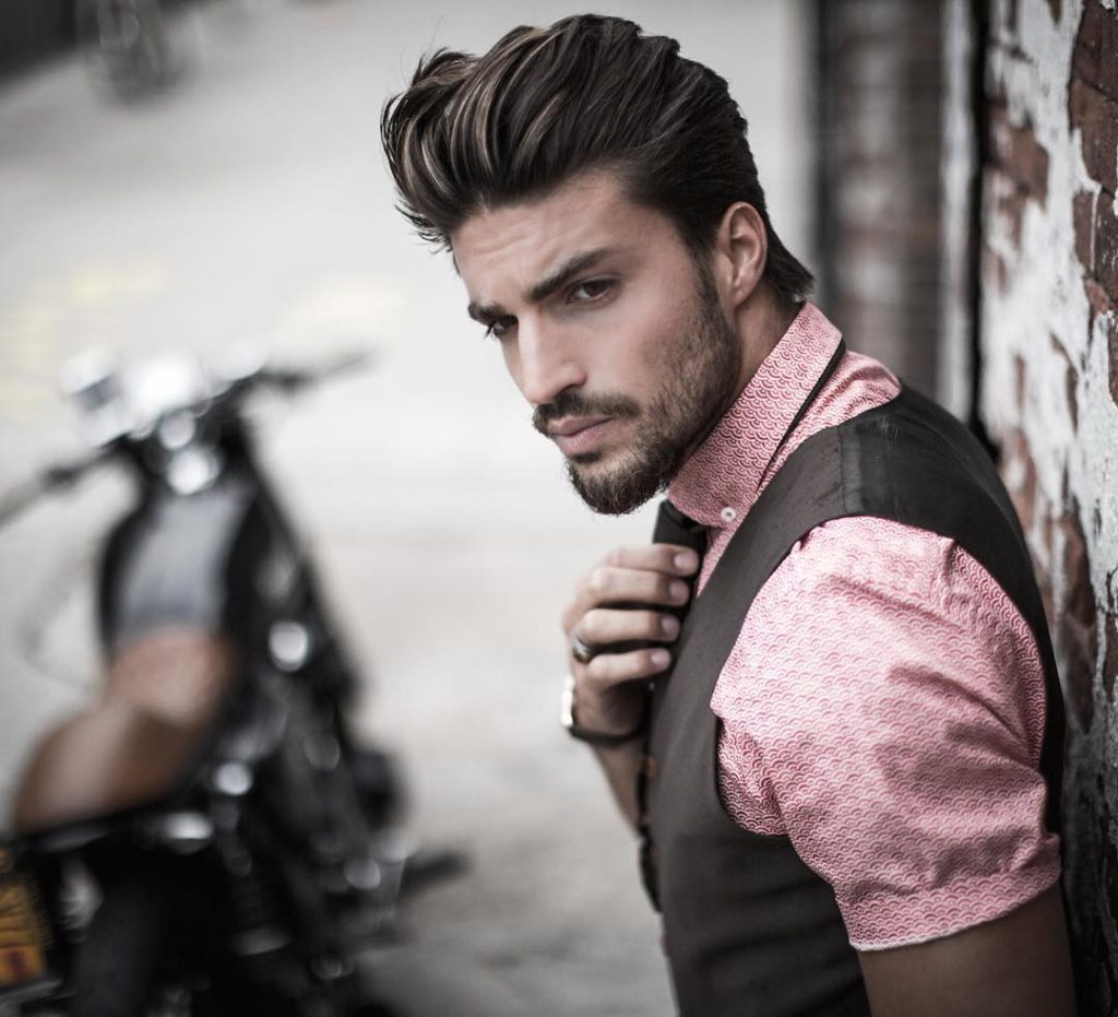Quiff Hairstyles for Men - 40 Trendy Mens Modern Quiff ...