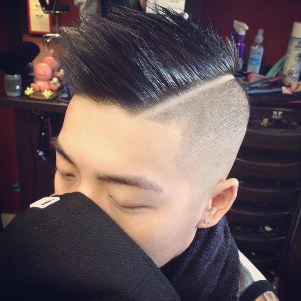 Korean Hairstyles Best Korean And Japanese Hairstyles For - Asian quiff hairstyle