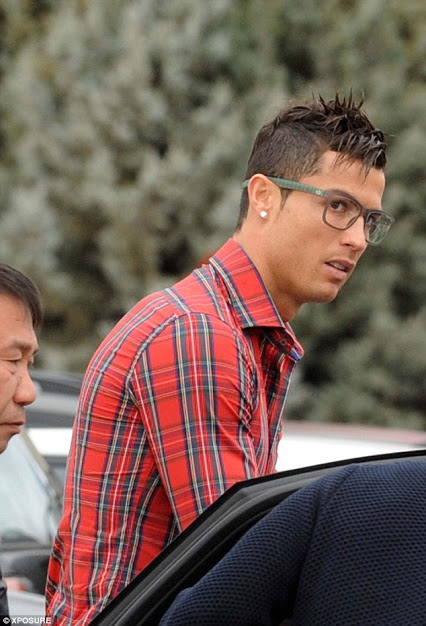 Cristiano Ronaldo Haircut How To Style Your Hair Like Cristiano