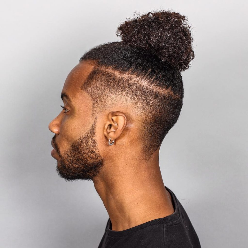 Top Knot Man Bun 40 Best Top Knot Hairstyles How To Style Atoz