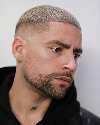 Buzz Cut with Variation