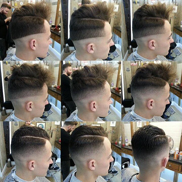 Taper vs fade what is the difference between tapered and fade how to do taper haircut urmus Gallery
