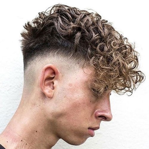 Curly Hairstyles : 40 Stylish Hairstyles for Men with Curly Hair ...