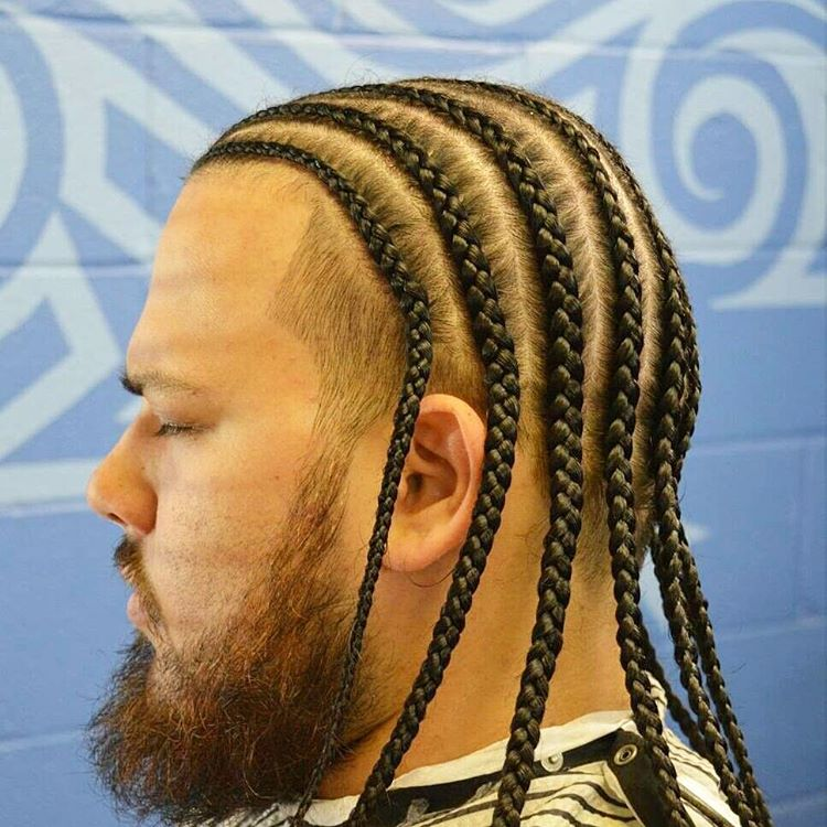 The Classic Cornrows