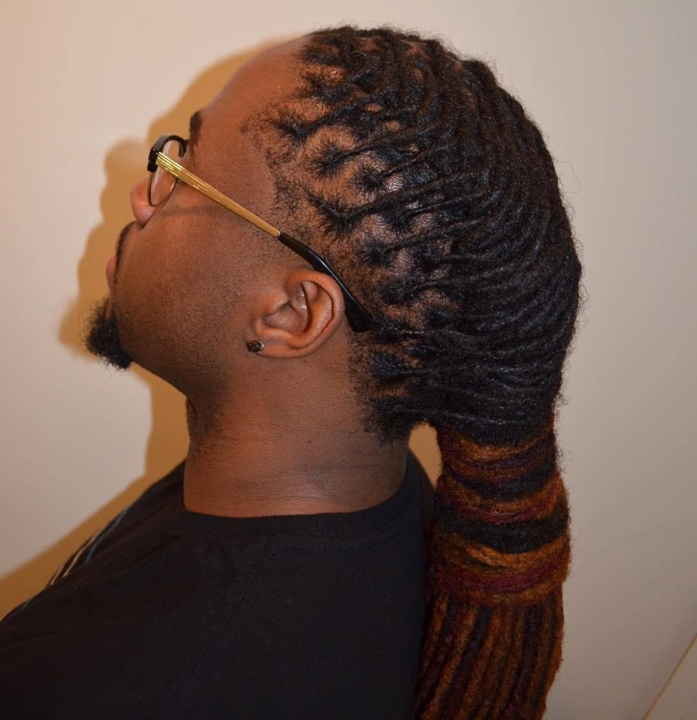 Micro Dreads African Inspired