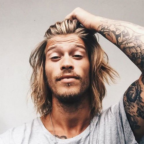 Mens Surfer Styles 15 Best Surfer Hairstyles For Guys And