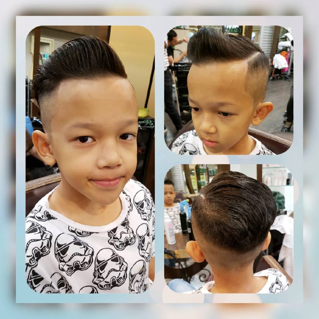 40 cute & easy hairstyles for school boys 2016 | atoz hairstyles
