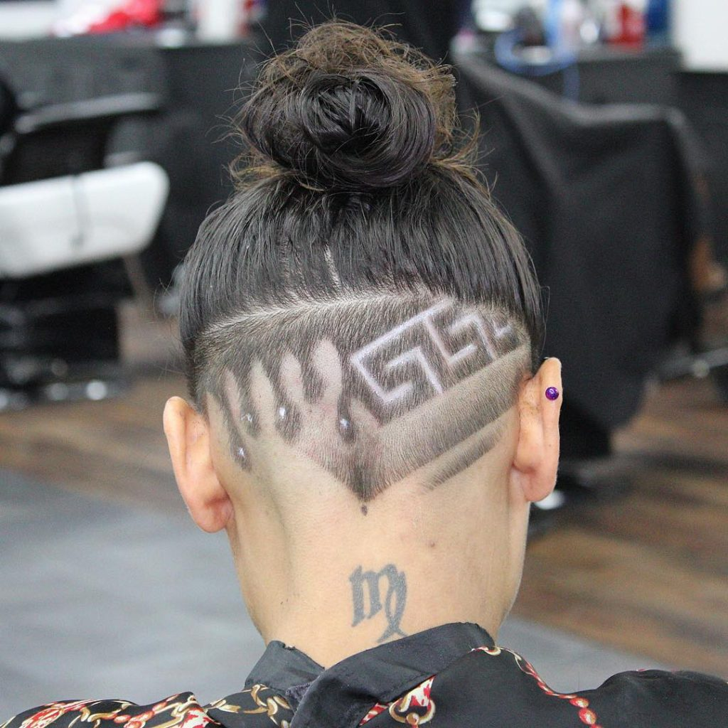 hair tattoo designs :: 20 cool haircut designs for stylish men and