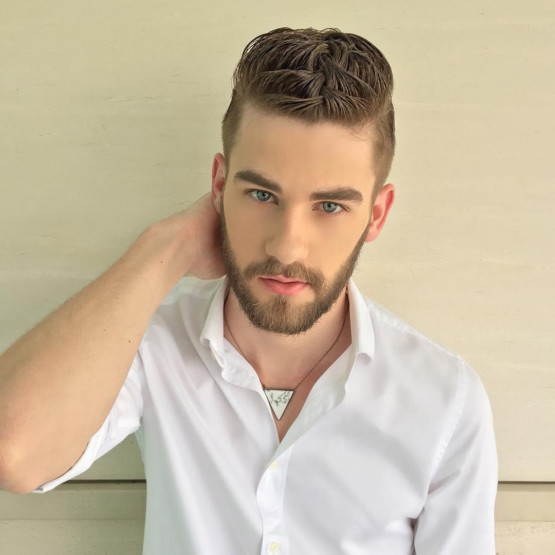 Short Hair Braid