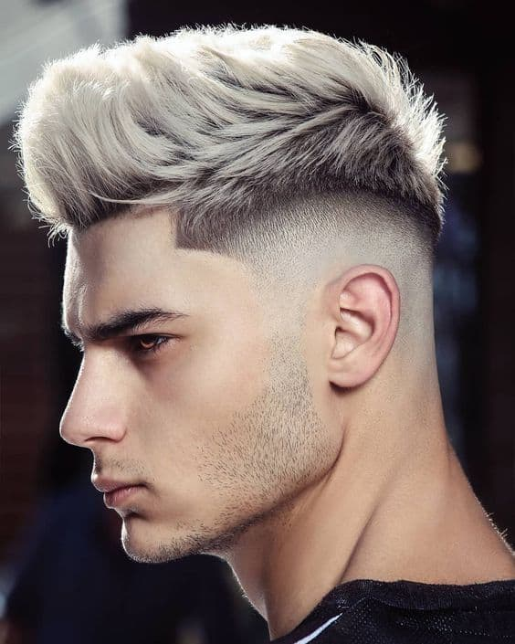 Disconnected Undercut with Brushed Up