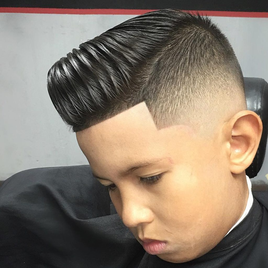 Line Haircuts 41 Best Line Hairstyles For Men And Boys