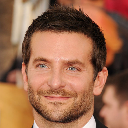 Messy Spikes. Messy Spikes. This bradley cooper hairstyle ... - Bradley Cooper Hairstyles: How To Get Hair Like Bradley Cooper