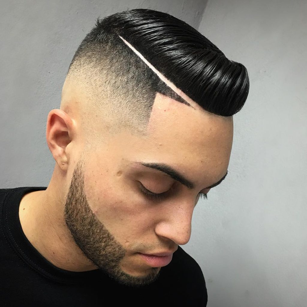 mens haircuts with lines line haircuts 41 best line hairstyles for and boys 1307