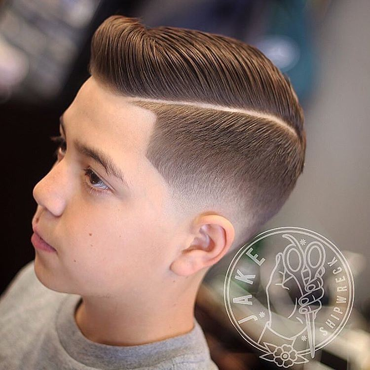 40 Cute & Easy Hairstyles for School Boys 2020 - AtoZ Hairstyles