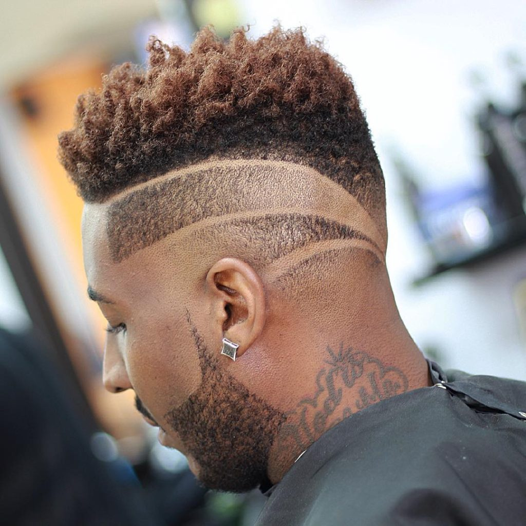 Hair Tattoo Designs 20 Cool Haircut Designs For Stylish Men And