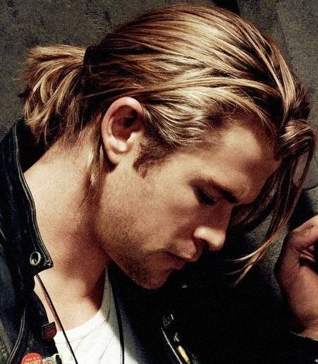 Enjoyable Ponytail Haircuts Best 40 Ponytail Hairstyles For Boys And Men Short Hairstyles For Black Women Fulllsitofus
