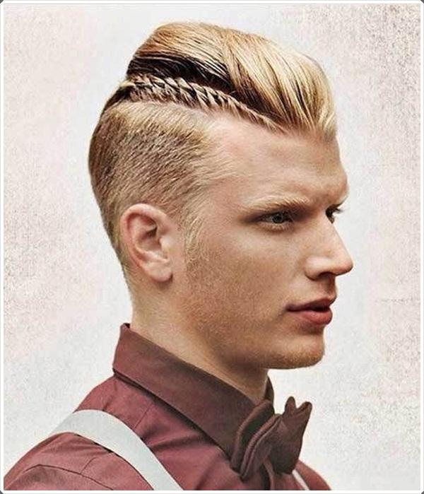 The Mohawk Style Braid
