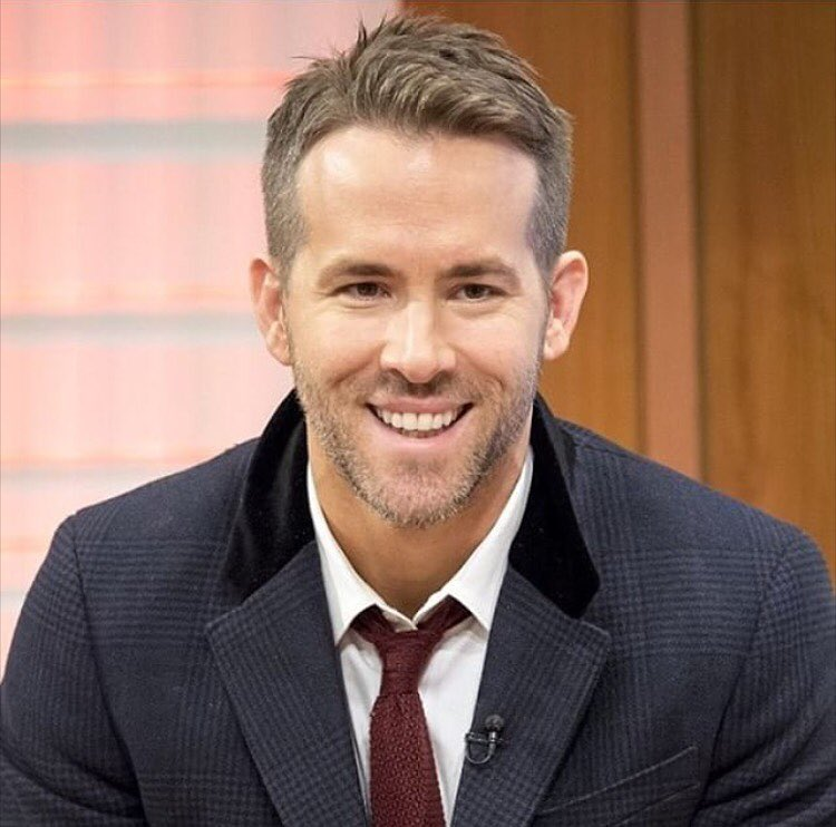 Ryan Reynolds Haircut How To Style Reynolds Deadpool