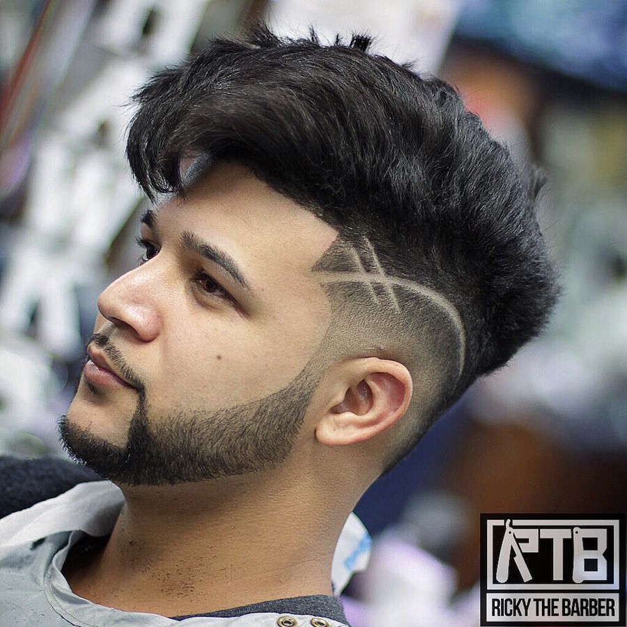Punk Haircuts: 40 Best Punk Hairstyles for Boys and Men - AtoZ ...