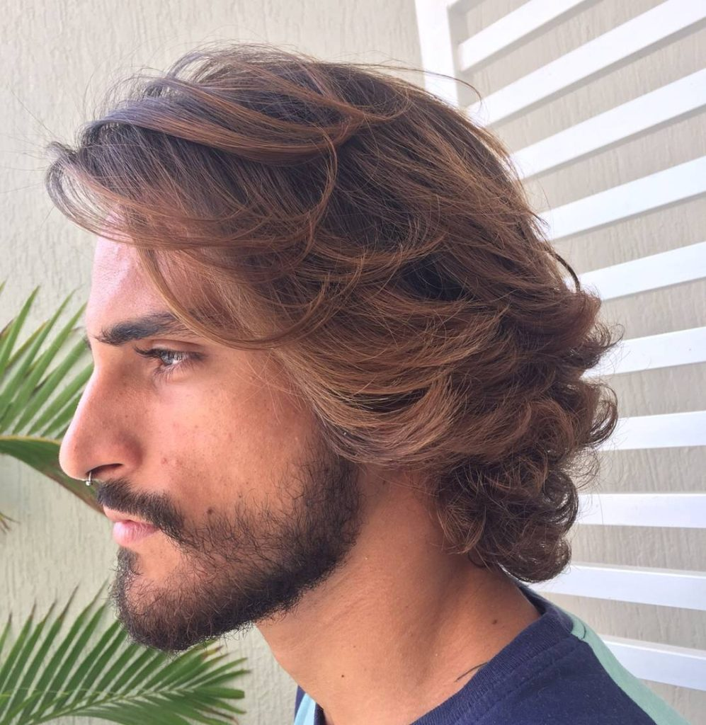 Strange Curly Hairstyles 40 Stylish Hairstyles For Men With Curly Hair Natural Hairstyles Runnerswayorg