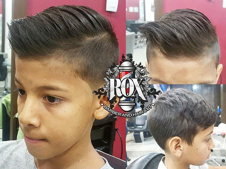 The Taper Fade is one of the middle school boy haircuts which is an ideal one for those having shorter hair. It is a clean and neat hair style for wearing ...