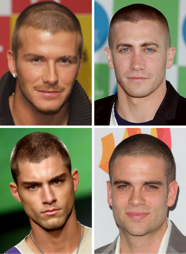 Butch Cut Hairstyle