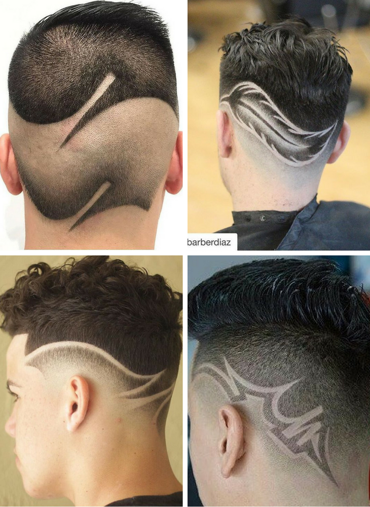 Hard Part Haircut 15 Best Hard Part Styles How To Cut The